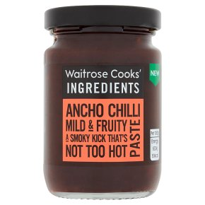 Cooks' Ingredients Ancho Chilli Paste
