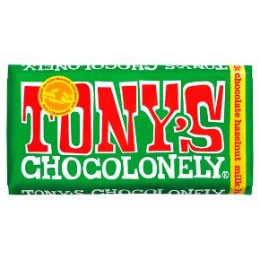 Tony's Chocolonely Milk Hazelnut