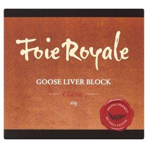 Foie Royale Goose Liver Block Classic