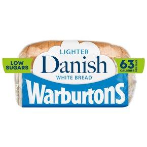 Warburtons danish sliced white bread