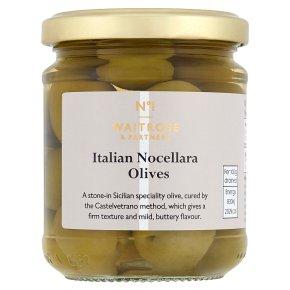 No.1 Italian Nocellara Olives