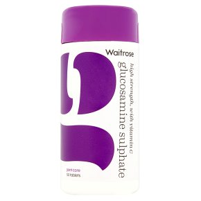 Waitrose Glucosamine Sulphate