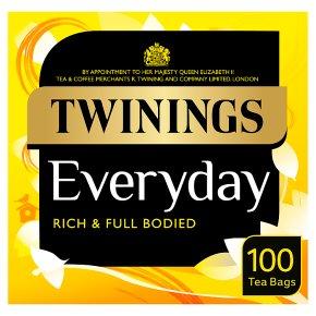 Twinings Everyday Tea 100 Tea Bags