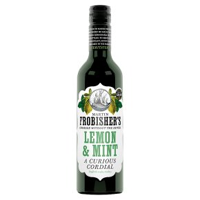 Frobishers Cordials Lemon & Mint