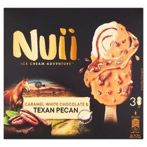Nuii Caramel White Chocolate & Texan Pecan