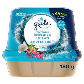 Glade Bathroom Gel Ocean Adventure