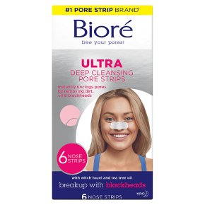 Bioré Pore Strips Deep Cleansing