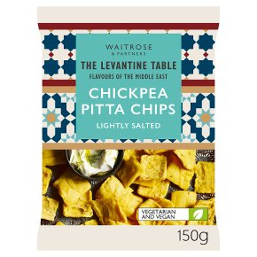 Levantine Table Chickpea Pitta Chips Lightly Salted