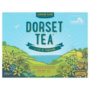 Dorset Tea Sunshine Blend 80 Tea Bags
