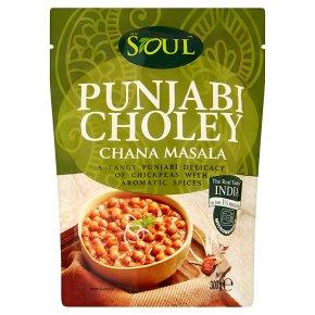 Soul Punjabi Choley