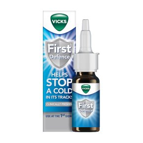 Vicks First Defence Spray