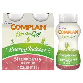 Complan On the Go Strawberry