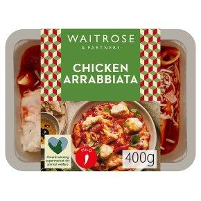 Waitrose Italian Chicken Arrabbiata