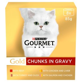 Gourmet Gold Collection Chunks in Gravy