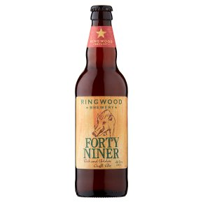 Ringwood Brewery Fortyniner England