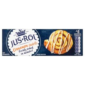 Jus-Rol Cinnamon Swirls x6