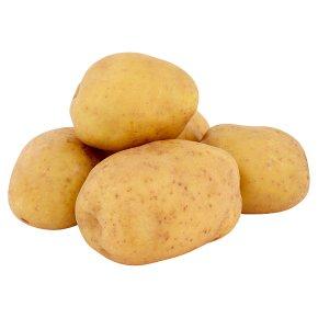 Welsh White Baking Potatoes