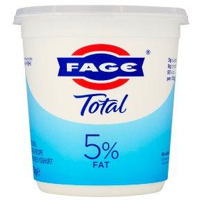 FAGE Total 5% Fat Natural Yoghurt