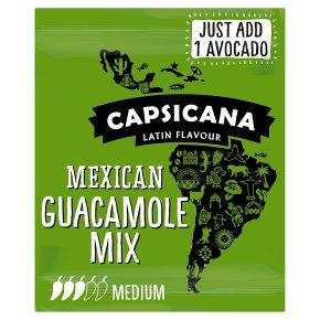 Capsicana Guacamole Mix