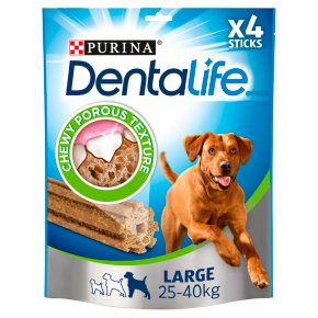 Dentalife Daily Oral Care Large 25-40kg 4s