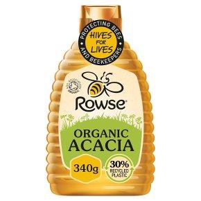 Rowse Organic Acacia Honey