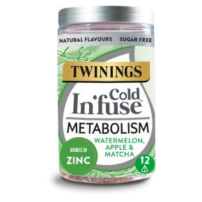 Twinings Cold Infuse Metabolism 12s