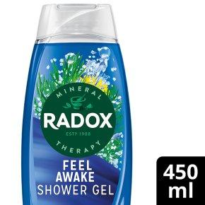 Radox Feel Awake Shower Gel