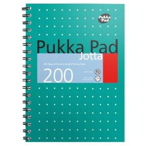 Pukka B5 Metallic Jotta Notebook
