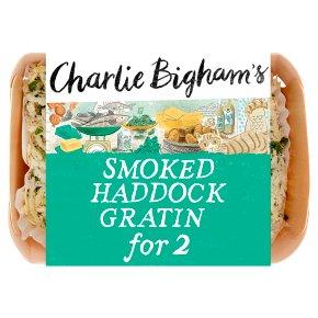 Charlie Bigham's Smoked Haddock Gratin