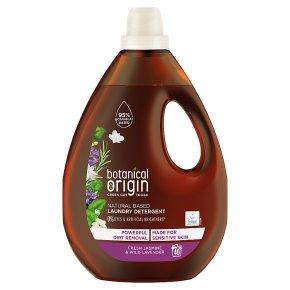 Botanical Origin Jasmine & Lavender Laundry Detergent