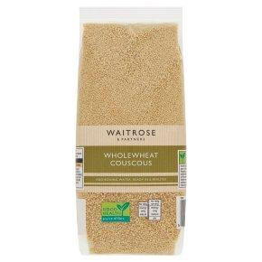 Waitrose LoveLife Wholewheat Couscous