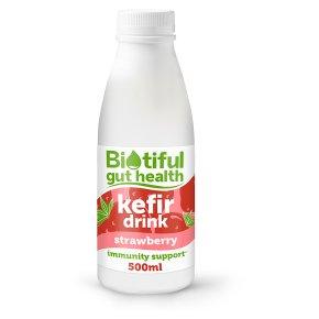 Biotiful Dairy Kefir Drink Strawberry