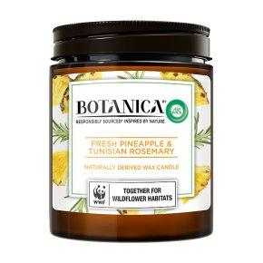 Botanica Candle Pineapple & Rosemary