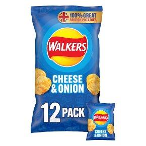 WAITROSE > General > Walkers Cheese & Onion
