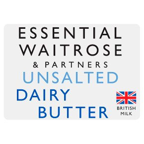 Essential Unsalted Dairy Butter