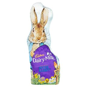 Cadbury Dairy Milk Chocolate Hollow Bunny