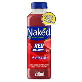 Naked Red Machine Smoothie