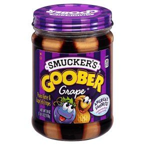 Smucker's goober peanut butter & jelly