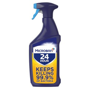 Microban Citrus Multipurpose Cleaner