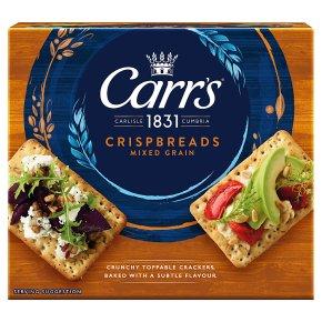 Carr's Crispbreads Mixed Grain