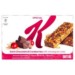 Kellogg's Special K Dark Chocolate Cranberry