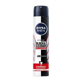 Nivea Black & White Men Spray