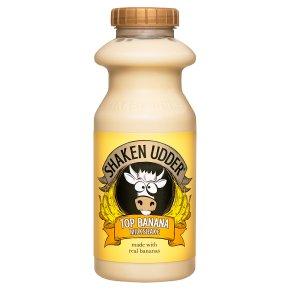 Shaken Udder Top Banana! Milkshake