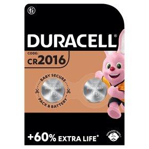 Duracell Lithium 2016