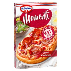 Dr. Oetker Momenti Salame Calabrese