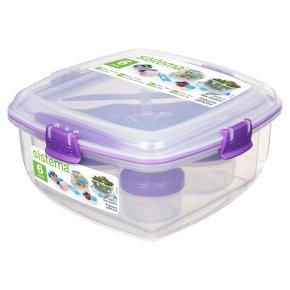 Sistema Salad Max & Lunch Plus 6 Pack