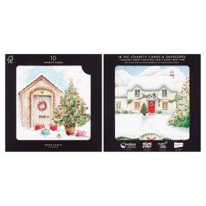 John Lewis Christmas Winter Cottage