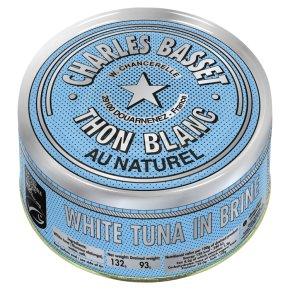 Charles Basset White Tuna in Brine