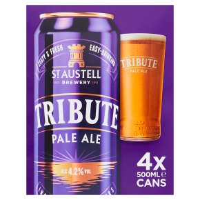 Tribute ale of Cornwall