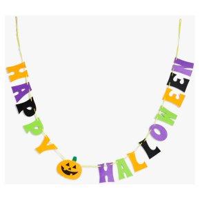 John Lewis Halloween Felt Bunting